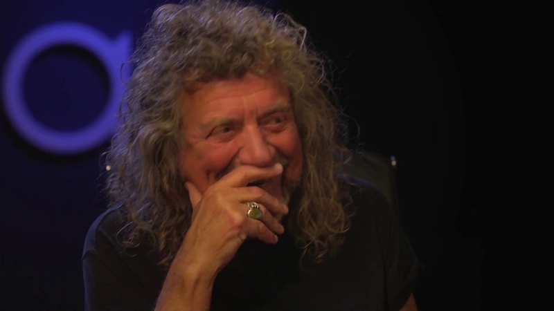 Robert Plant reacts to 8 year old girl playing Led Zeppelin on drums