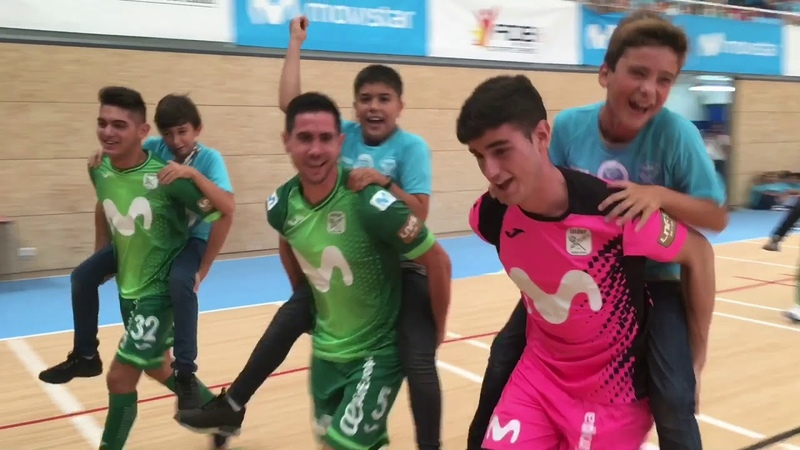 VÍDEO | Gira Movistar Megacracks Colegio San Agustín de Madrid