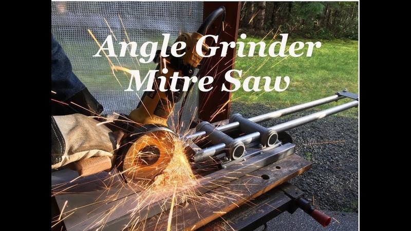 Angle Grinder Mitre Saw