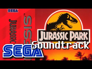 [SEGA Genesis Music] Jurassic Park - Full Original Soundtrack OST