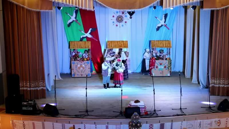 Хвала и честь вам хлеборобы Праздничный концерт в Городокском ГДК