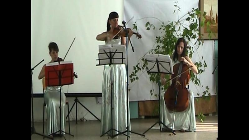 Либер-танго А. Пьяццолла