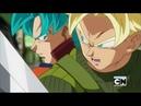 Goku e trunks Lutando Juntos (Dragon Ball Super Dublado)