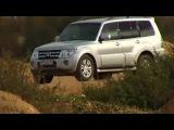 Наши тесты - Mitsubishi Pajero IV. Рейсталинг
