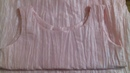 Платье Розовый туман Часть 2 Ткань плюс крючок. Дизайн - Натальи Дуэк.