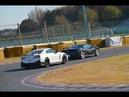 Nissan GTR vs Honda NSX 【CARトップTV】ガチンコバトル! ホンダNSXvs日産GTRニスモ keiichi tsuchiya akihiko nakaya  HONDA NSX vs NISSAN GT-R NISMO