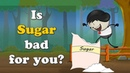 Is Sugar bad for you? | aumsum kids education