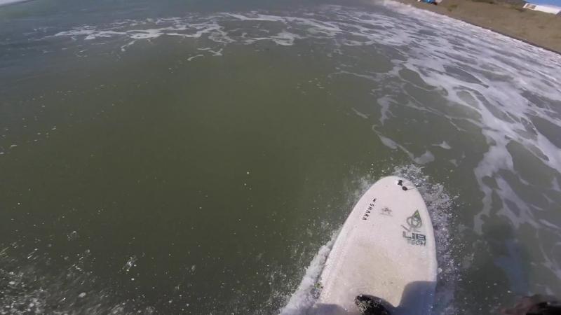 Субботний серфинг в Весёлом 🤘