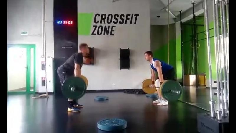 Александр Ворса и Алексей Синчук