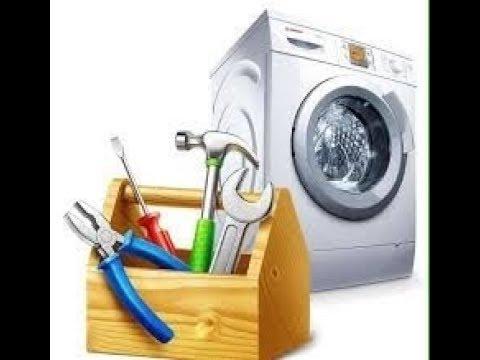Самостоятельная замена потшипников в стиральной машине INDESIT WISL 85 X