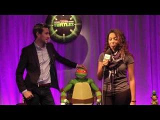 Nickelodeon TMNT Toys GamerFitNation Preview
