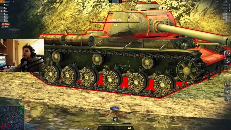 WoT Blitz Как запороть свой лучший бой World of Tanks Blitz WoTB