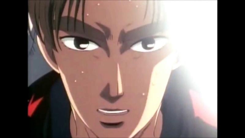 Keisuke Got Wrecked By Takumi's Gutter Techniqu