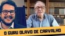 APRENDENDO A ARGUMENTAR COM BERNARDO KÜSTER - MENTIRAS SOBRE OLAVO DE CARVALHO