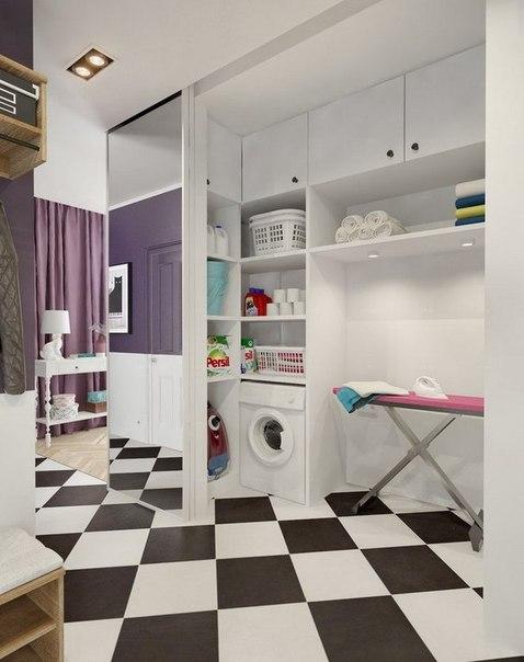 Квартира для молодой девушки от студии INT2.