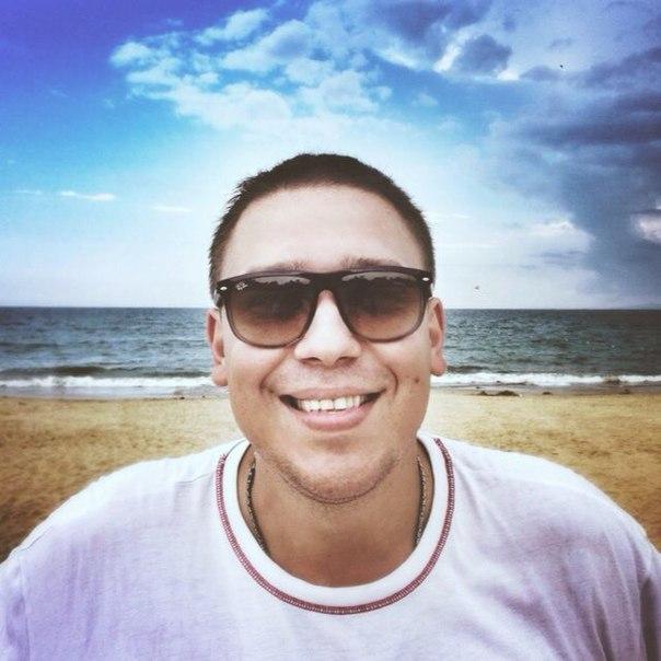Андрей Минин, участник группы «USB»