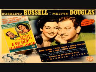 Comedia.-eso que llaman amor.-(1940).español