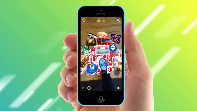 LCST : Lacoste augmented reality retail campaign