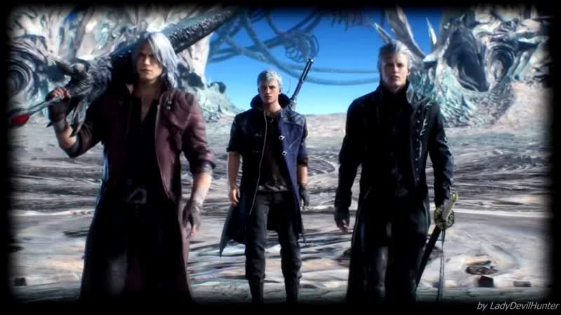 Devil May Cry 5 [GMV] ~ My Funeral, Welcome You All ~