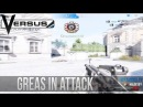 Greas and Versus @ -5 hs with m4a1 [S.K.I.L.L.-Special Force 2]