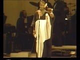 Nina Simone sings Billie Holiday live !