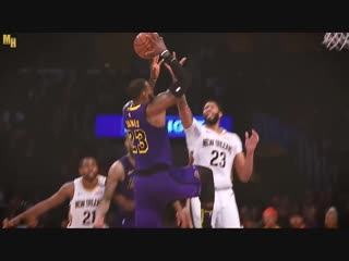 LeBron James Cant Be Touched MIX 2019 _ MH