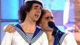 Юрий Гальцев и его команда -- морская песня