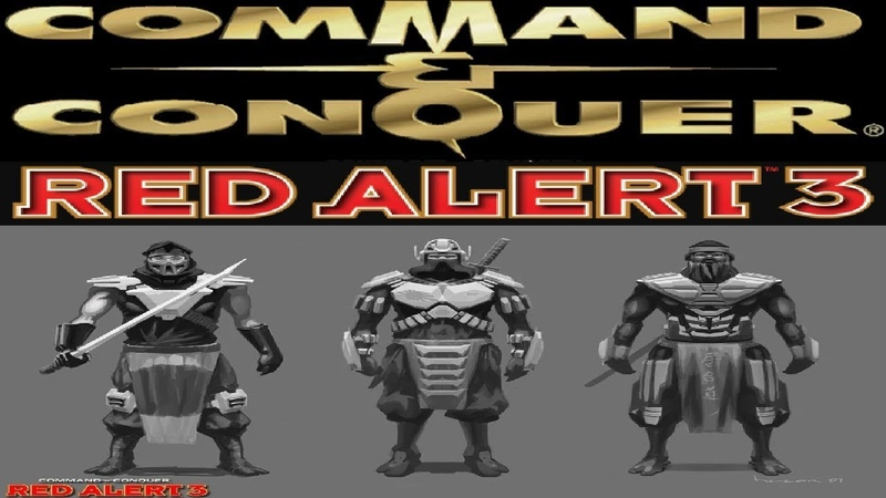 Command And Conquer Red Alert 3 December Ladder Wars Grand Finals - Dimon Vs QLQ 2019