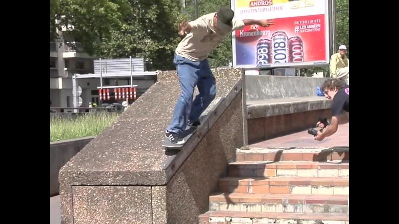 Adidas Skateboarding Oh Là Là Paname