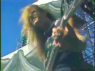 Metallica - For Whom the Bell Tolls (Day On The Green 1985)