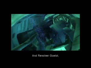 Metal Gear Solid PS1 - Cutscenes + Subs Part 1
