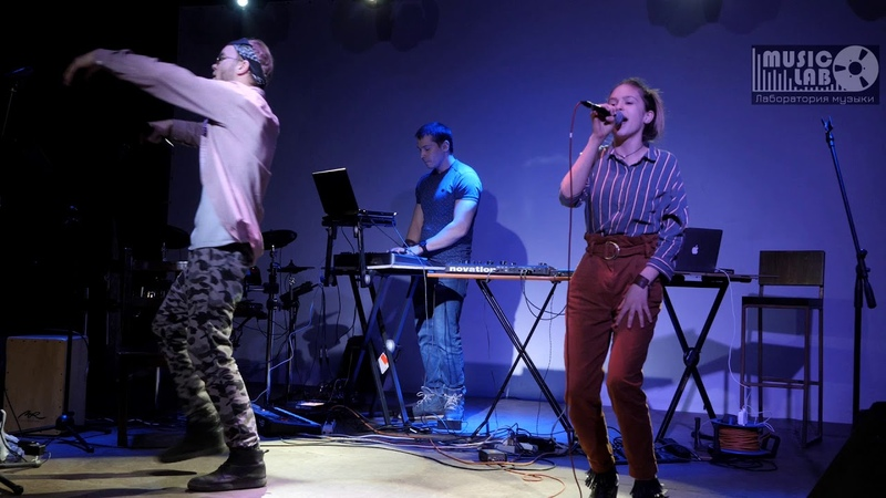 Коллаборация Квант Ра. Проект Лаборатория музыки -3 сезон