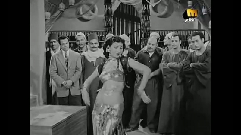 Найма Акеф под музыку Авалим