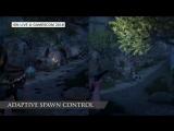 Орды зомби и Кремль в геймплее World War Z.