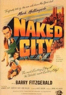 La ciudad desnuda<br><span class='font12 dBlock'><i>(The Naked City)</i></span>