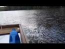 По каналу на Кишемское озеро