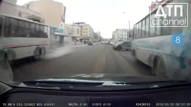 ДТП ул Гоголя Курган