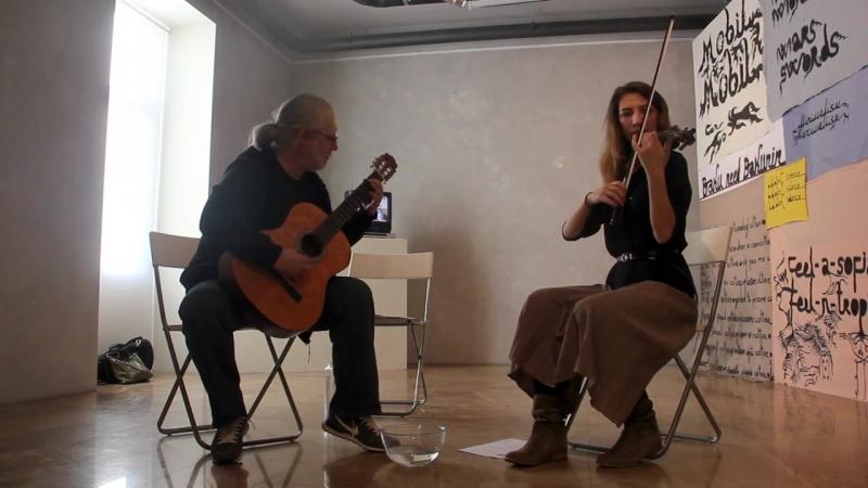 (S02) d-sound project в Новом музее - Две морские свинки Скрипалей погибли от обезвоживания