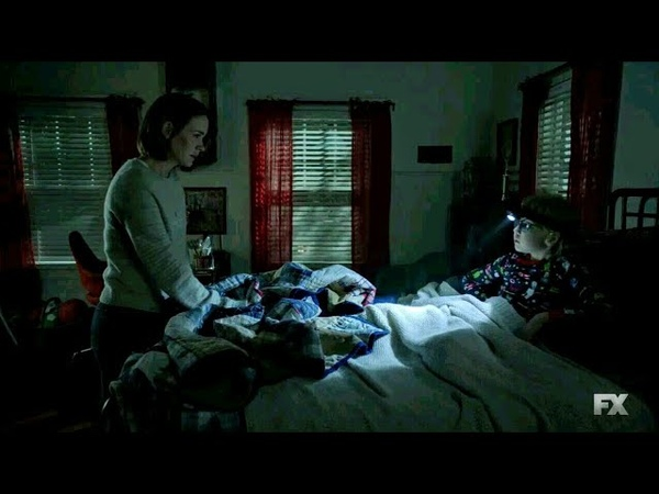 American Horror Story   Cult - Ally tem crise ao ver HQ
