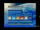 Погода и реклама Россия 1 Архангельск 12.01.2015