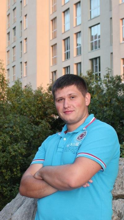 Андрей Кривчиков, 14 октября 1988, Донецк, id6217942