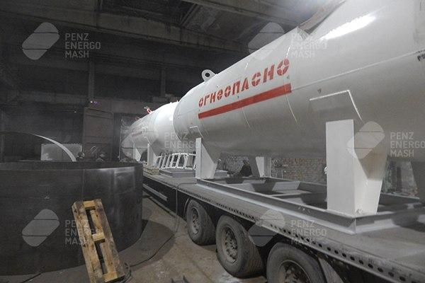 Резервуары СУГ 2000-1,6-20-Н2