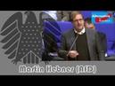 Merkel antwortet frech und überheblich auf die Frage von Martin Hebner AfD zum UN Migrationspakt