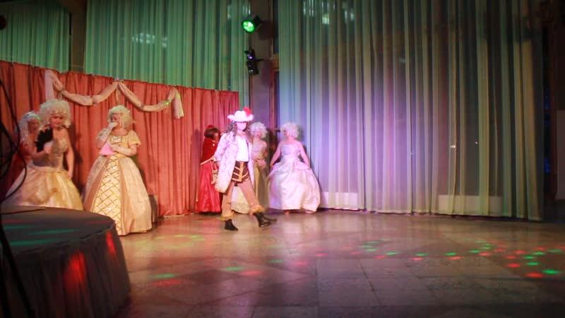 Спектакль Три мушкетёра в исполнении сотрудников санатория Солнечный берег. (01.04.19 - 18.04.19)