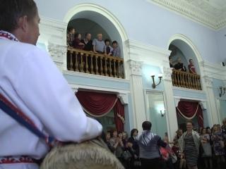 На сцене Марийского национального театра драмы им. Шкетана состоялась яркая премьера драмы «Элнет»