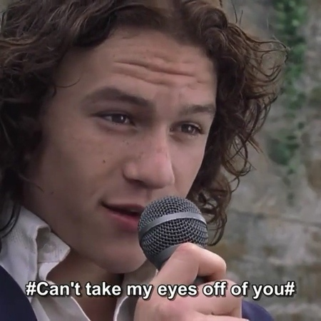 """""""10 Things I Hate About You (1999) 💘"""""""