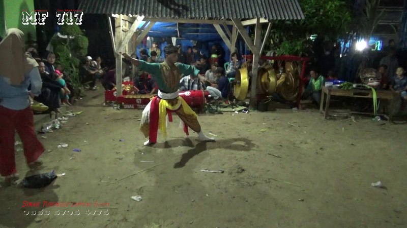 Tari Tunggal Jaranan Sinar Turonggo Versi Live Korem Lampung Selatan 10418 By MF717
