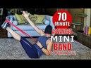 Advanced Mini Band Workout | Intense Mini Band Workout For Women