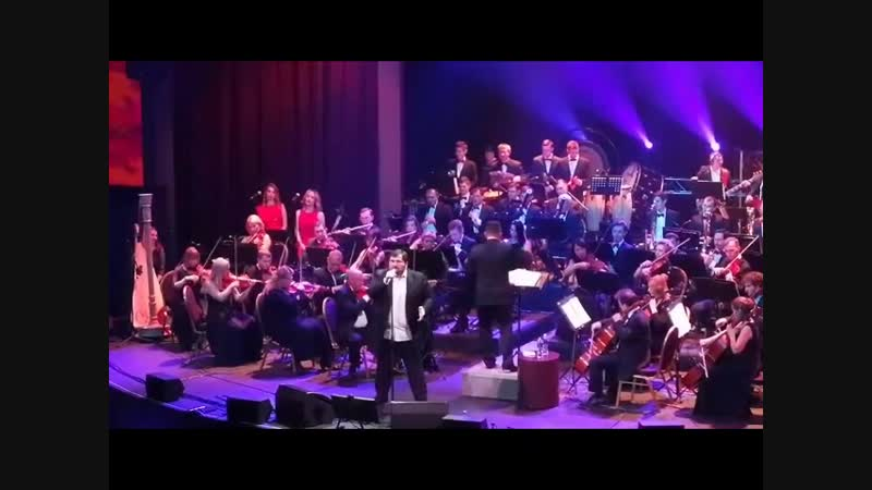Шариф Miserere Концерт в Vegas City Hall 24.10.2018г.