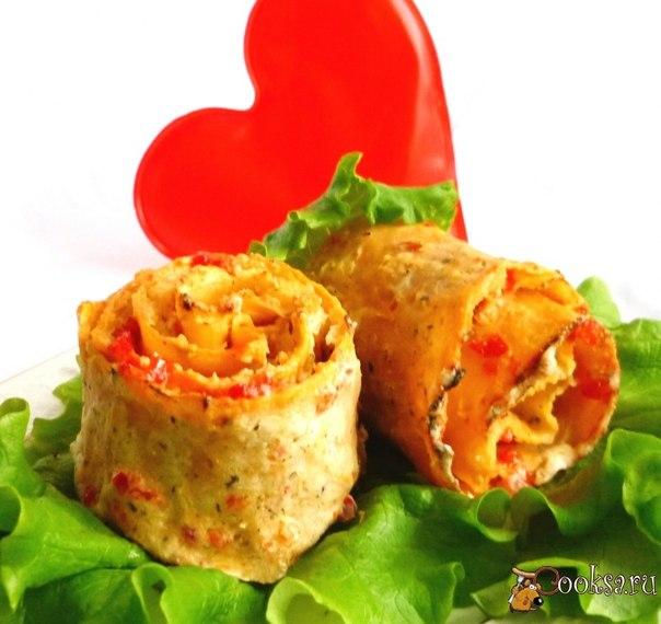 Чудесная лазанья в виде роз как нельзя лучше подойдет к романтическому ужину при свечах. Ваш любимый обязательно оценит это блюдо!!!